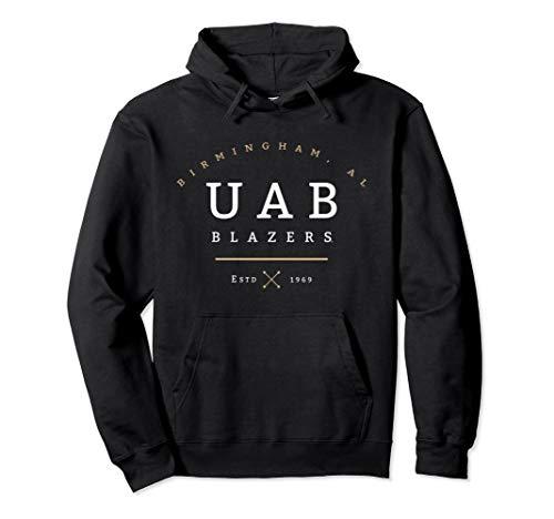 UAB Blazers Alabama Birmingham NCAA Womens Hoodie 1704CF03