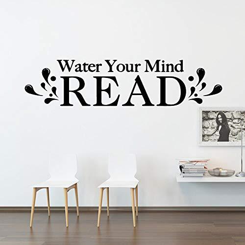 Etiqueta de la pared 3D etiqueta de la pared impermeable individual niño niño decoración del hogar dormitorio calcomanía Art Deco Mural etiqueta de la pared A2 XL 58x13cm