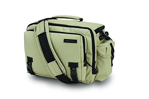 Pacsafe Z15 Schultertasche Grün - Kamerataschen/-Koffer (Schultertasche, Universal, Grün)