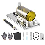 Joyiee Glass Bottle Cutter Bottle Cutter for Cutting Wine Beer Whiskey Alcohol Champagne