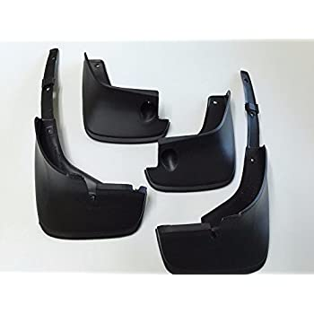 4pcs Front and Rear Mud Flaps Splash Guards Set for Toyota RAV4 2003-2006 YTAUTOPARTS