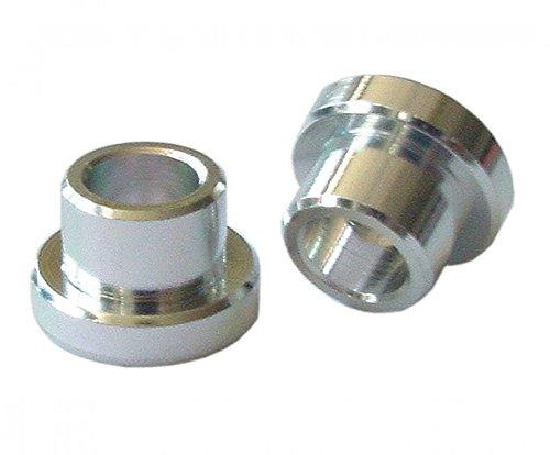 KS œil amortisseur de prise aluminium 12 mm trou de 8 mm pour aufbaustärke 30 mm