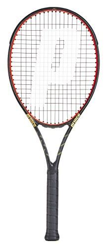 Prince TeXtreme2 Beast 100 - Raqueta de Tenis para Adultos, Color Negro...