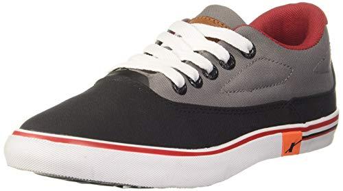 Sparx Men's Black Grey Sneakers-6 UK (39 1/3 EU) (SC0322G_BKGY0006)