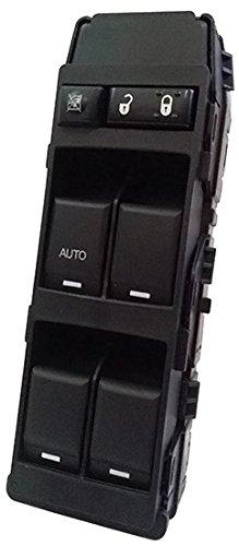 SWITCHDOCTOR Window Master Switch for 2005-2011 Dodge Dakota (4 Window)