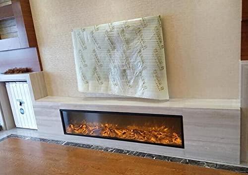 Chimeneas Eléctricas Insertar incorporado incorporado chimenea eléctrica calidad electrodomésticos sala de estar...