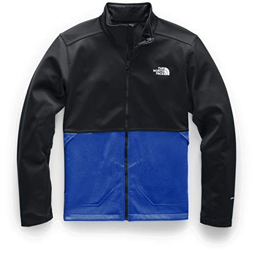 The North Face Men's Apex Canyonwall Jacket, TNF Blue/TNF Black, Large