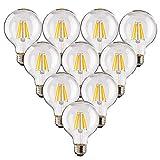 LCYZ Bombilla LED Forma Bola 10w No Regulable (Equivalente 100w) 1000lm Alto...