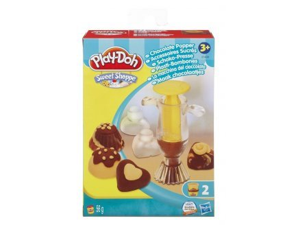 Play-Doh - Loisir créatif - Accessoires sucres Chocolat