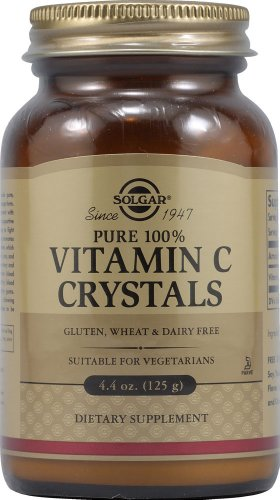 Solgar Vita C Cristals Integratore 125 g