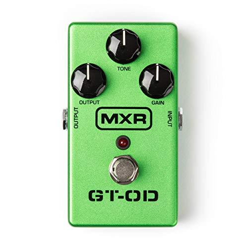 Pedal de efeitos para guitarra MXR GT-OD Overdrive (M193)