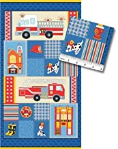 Clearance Sale~My Little Town Panel 23 x 44 ~Chldrens Cotton Fabric by Bennartex
