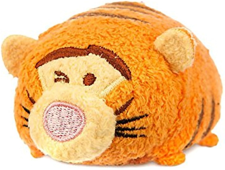 Disney Tsum Tsum Winnie the Pooh Tigger 3.5 Plush [Winking, Mini] by Disney