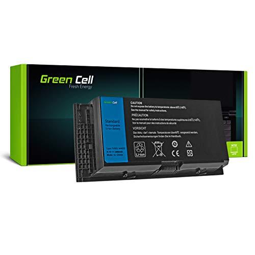 Green Cell Laptop Akku Dell FV993 FJJ4W PG6RC R7PND RY6WH T3NT1 für Dell Precision M4600 M4700 M4800 M6600 M6700 M6800