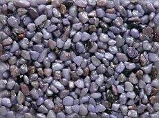 Overseas parallel import regular item Colored Quartz Pebbles Gravel Manufacturer OFFicial shop S4006 10 Purple Lavender lbs