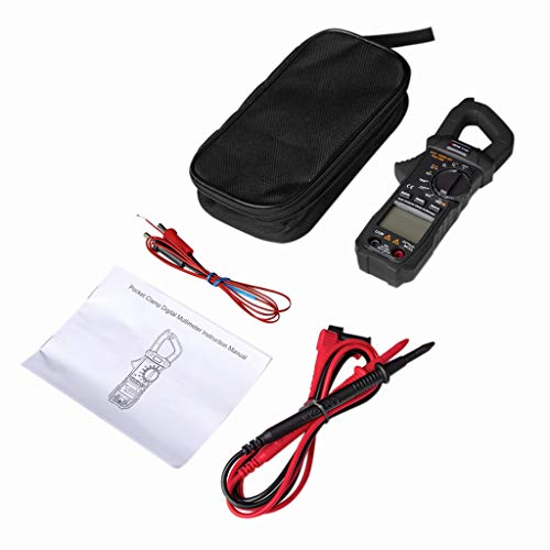 BIlinli 6000 Counts True RMS Clamp Meter Digital Multimeter NCV Square Wave Output Diode