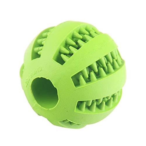 KOBWA Hundespielzeug, Ball, weich, quietschend, groß