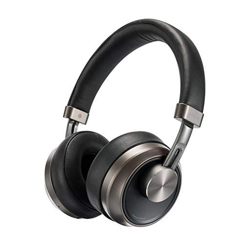 Stereo headset, draadloze Bluetooth headset, subwoofer, headset voor geluidsreductie