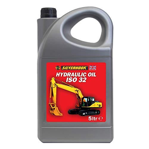 Silverhook shrh4ISO Aceite Hidráulico 32, 4,54litros