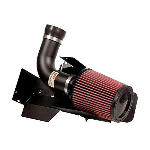 K&N 71-1532 Blackhawk Induction Air Intake System