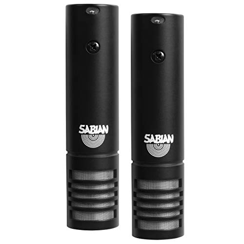 drum overhead mics Sabian Matched Overhead Drum Microphones (SOH1)