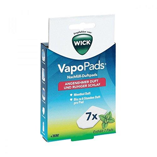 WICK VapoPads Menthol Nachfüll-Duftpads, 1 St. Packung