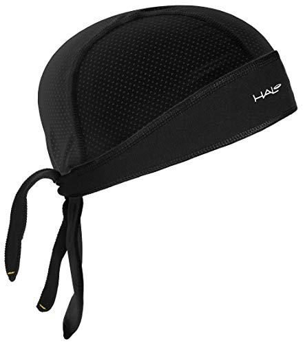 Halo Headband Bandana - Protex - The Ultimate High Performance Bandana, BLACK