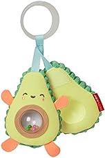 Skip Hop Farmstand Avocado Baby Stroller Toy