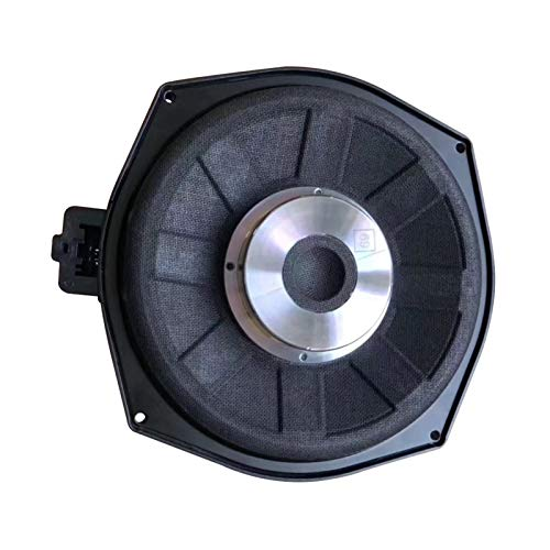 Want Want Lin Auto Subwoofer Fit für BMW F10 F30 F32 F15 F25 G30 G11 G01 Serie Niedriger Bereich Frequenzlautsprecher Lautsprecher Bass Lautsprecher Horn Stereo Toofer (Color : 2 pcs)