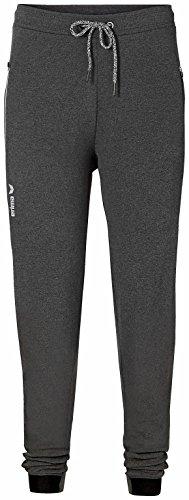 erima Damen Hose Green Concept Jogging Pants, Darkgrey Melange, 44