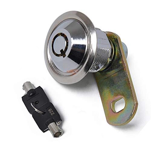 Buisvormige Cam Lock Elektrische Kast Box Lock Kleine Ronde Lock 1 pc
