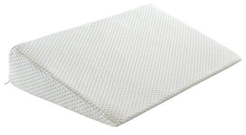 Casatex Coussin Antireflusso, revêtement en Tissu tridimensionnel Lourd 70% Polyester–30% Viscose, Markus intérieure en polyuréthane expansé cintré, cm. 45x 75x 12/0