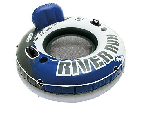 Why Should You Buy Intex River Run 1 Inflatable Floating Tube Raft for Lake, River, & Pool (4 Pack)