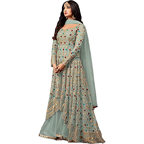 stylishfashion Indian Party Wear Dresses Beautiful Gown for Woman...