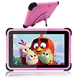 Best Tablet For Children - Kids Tablets 7 inch IPS HD Display Quad-Core Review