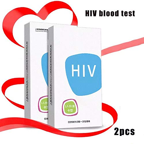 DZWJ Autoevaluación del Virus de inmunodeficiencia Humana para la detección de VIH en el hogar, reactivos de análisis de Sangre rápidos de Tres líneas