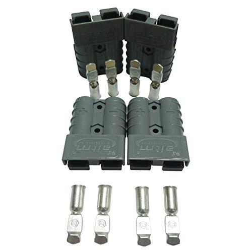 Batería conector 50A batería conexión rápida toma de conector 50Amp 600V para coche Van los modos moto 4pares