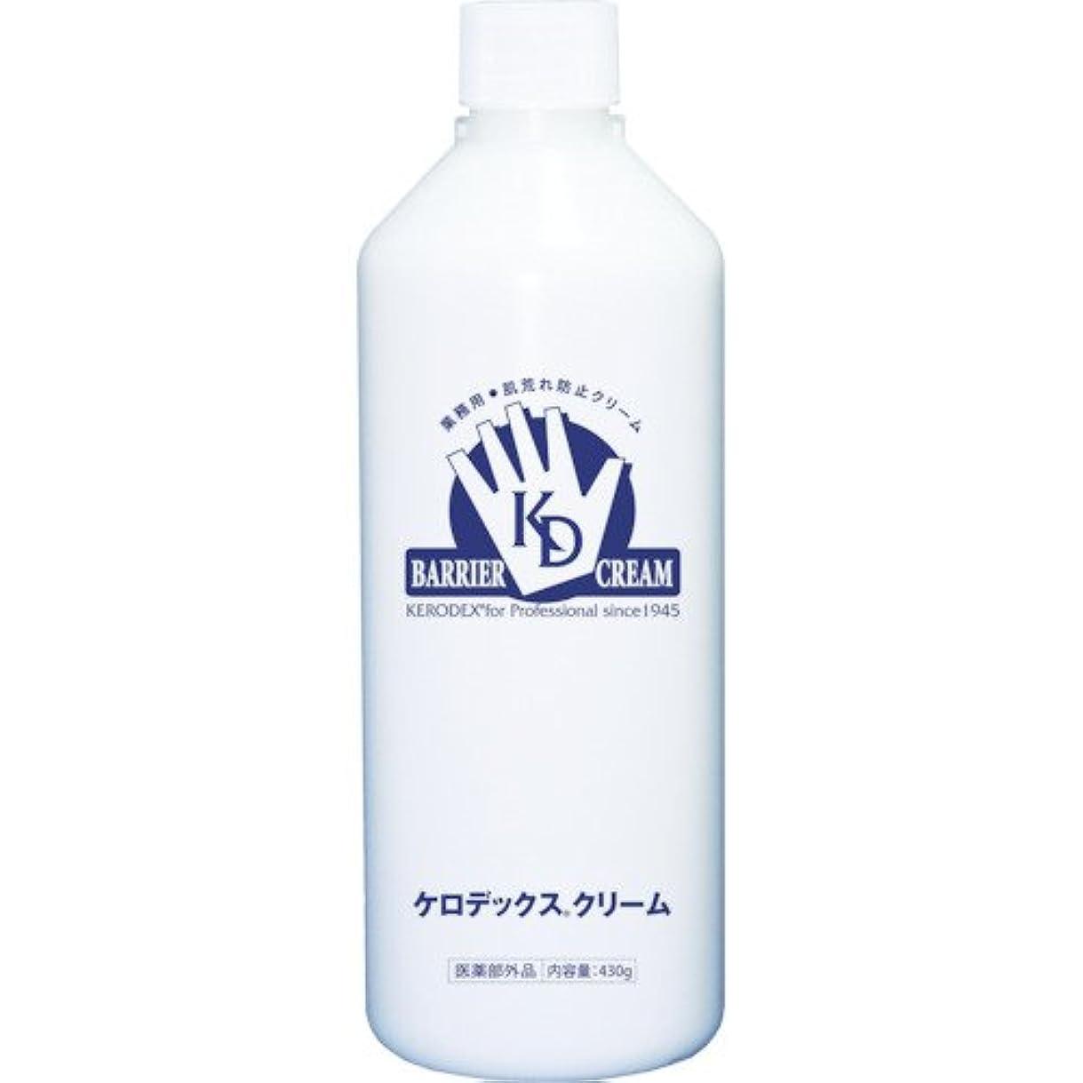 結晶追記踊り子ケロデックスクリーム ボトルタイプ 詰替用 430g