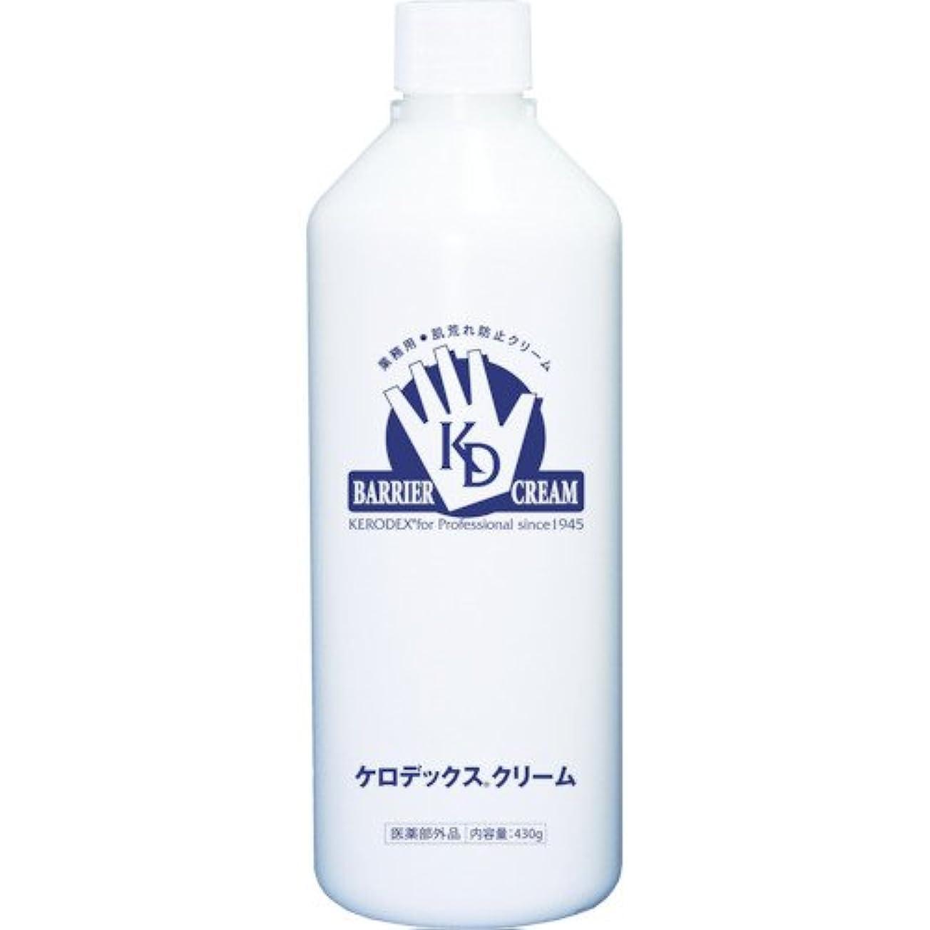 科学的達成するドロップケロデックスクリーム ボトルタイプ 詰替用 430g
