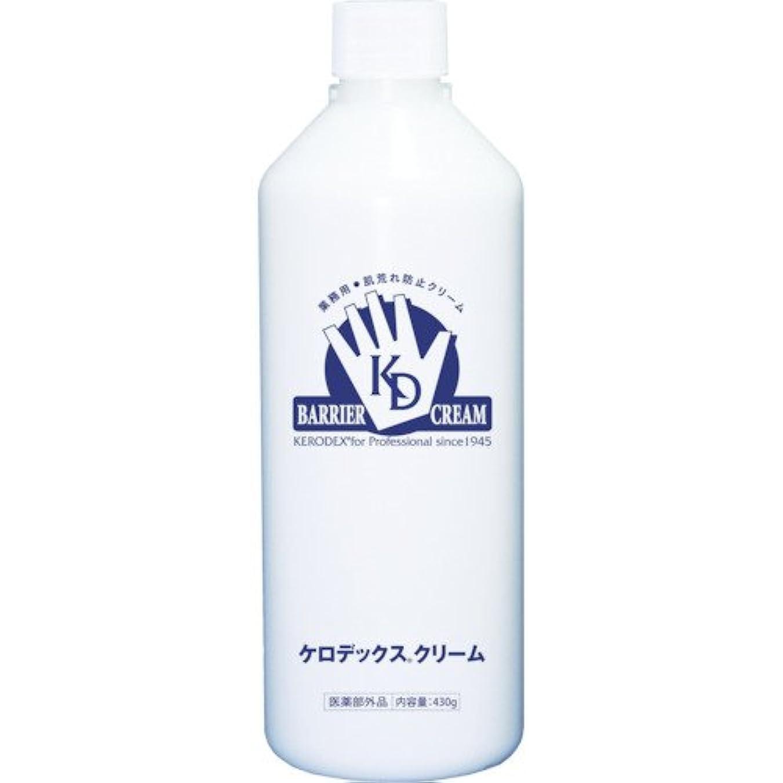 論文犬信号ケロデックスクリーム ボトルタイプ 詰替用 430g