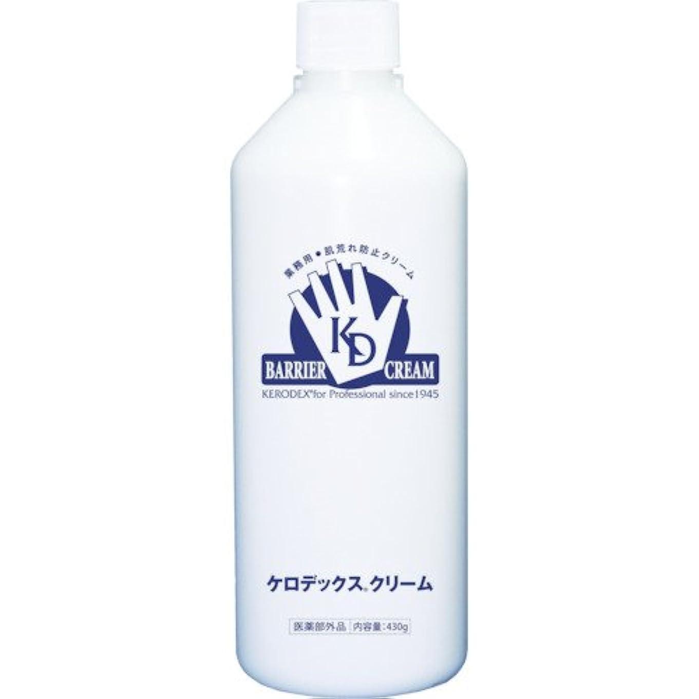 上一節倫理ケロデックスクリーム ボトルタイプ 詰替用 430g