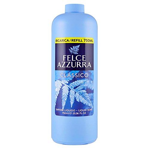 Felce Azzurra Classico vloeibare zeep oplaadkabel, 750 ml
