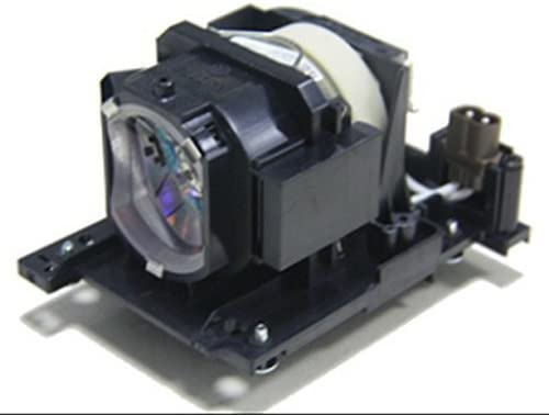 CP-X5021N Hitachi Projector Lamp Replacement. Projector Lamp Assembly with Genuine Original Osram P-VIP Bulb Inside.