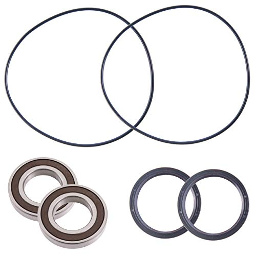 East Lake Axle rear axle carrier bearing & seal kit compatible with Honda TRX 250R 250X 300X 300EX 400EX 400X