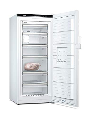 Q500 Freistehender Gefrierschrank 161 x 70 cm weiß