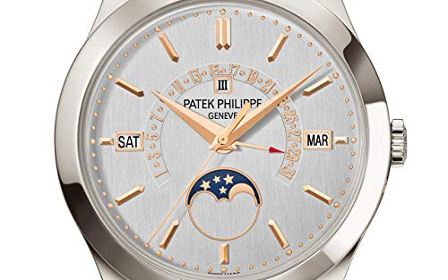 Patek Philippe Grand Complications Platinum 5496P-015 with Silvery dial