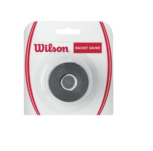 Wilson Nastro Proteggi Racchetta, Racket Saver, Nero, WRZ522800