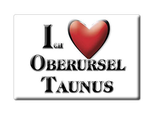 Enjoymagnets OBERURSEL Taunus (HE) Souvenir Deutschland Hessen Fridge Magnet KÜHLSCHRANK Magnet ICH Liebe I Love