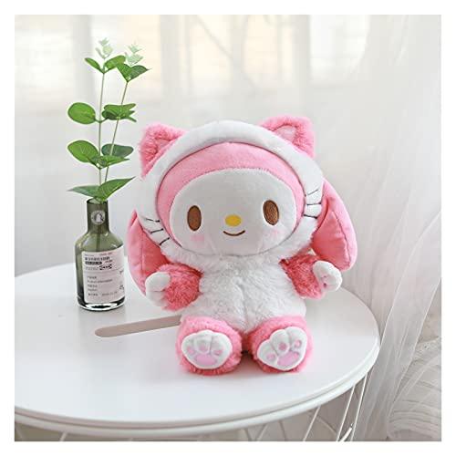 Homelus LINLIN Kawaii Anime Plüsch Puppe Kinder Cartoon Kette Tasche Messenger Bag Mädchen Umhängetasche Handytasche Kosmetiktasche Sally (Color : Black)
