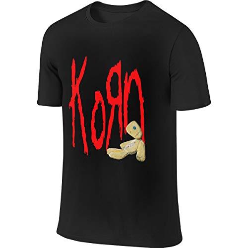 Actuallyhome Korn Männer Kurzarm T-Shirt Athletisch Lässig T-Shirts Für Männer Stilvolles T-Shirt